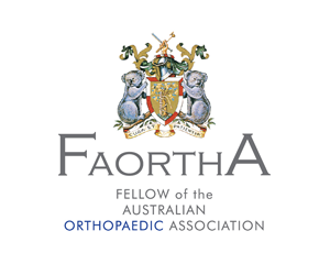 Fellow of the Austarlian Orthopaedic Association